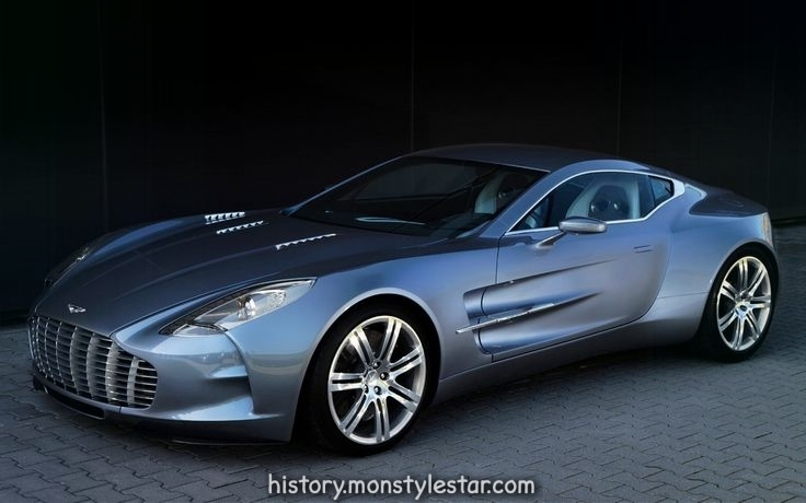 6 - Aston Martin One-77 (1,85 million $): oui, il reste encore quelques exemp ...