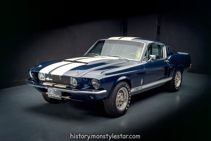 Ford Shelby Mustang GT350 de 1967